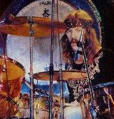 John Bonham of Led Zeppelin