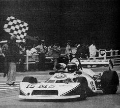 Eddie Cheever's first F2 win - Ralt RT1 - BMW/Rosche - Project Four Racing - XXV Grand Prix de Rouen 1977
