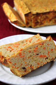 Grain-Free Carrot and Squash Bread