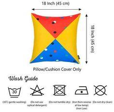 Memphis Square Printed Decorative Throw Pillow Cover Latitude Run