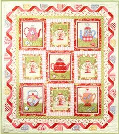 The Cotton Patch Appliqué Quilts, Applique, Patches, Shapes, Blanket, Cotton, Blankets, Cover, Comforters