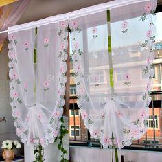 cortinas cocina confeccionadas - Buscar con Google
