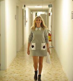 """""""Esistono solo i piccoli amori che possono durare poco oppure a lungo""""A.M. ❤️⚡️♠️ #calcio Thanks #SuddenlyVerona by #EleonoraAzzolina"""