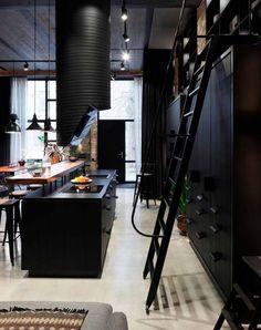 Stylish living // urban loft // city suite // urban style // interior // home decor //
