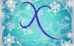 <<DIRECTLY FROM SITE>> Frozen Snowflake: X