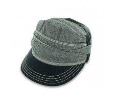 Grace Ribbon Cap - Contemporary Linen Mod Cap