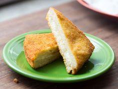 Fried Mozzarella Sandwiches - Add Buffalo Sauce