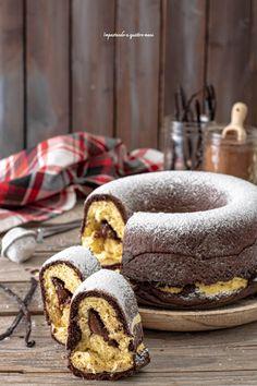Mini Desserts, Plated Desserts, Dessert Recipes, Bread And Pastries, Beignets, Cupcakes, Cupcake Cakes, Food C, Italian Cake