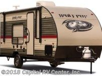 2019 Forest River Cherokee Wolf Pup 16bhs Small Travel Trailers