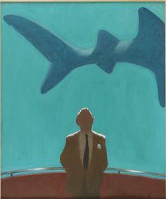 Julio Larraz, 'Master Spy,' 2011, Contini Art UK