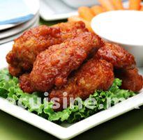 ALITAS PICOSITAS Prepara unas alitas de pollo en casa. Acompáñalas con salsa BBQ, de soya o el aderezo de tu preferencia.  http://ecuisine.mx/recipe.php?id=635
