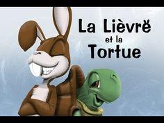La Lièvre et la Tortue - YouTube