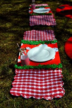Ladybugs Picnic Party Ideas | Photo 19 of 23 | Catch My Party