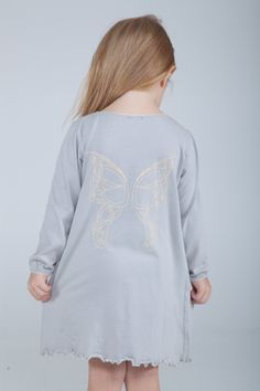 Butterfly wings nightdress http://www.amikichildren.com/collections/pyjamas-nightgowns/products/vera-nightdress