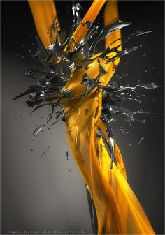 Outstanding Abstract Art by tim borgmann.