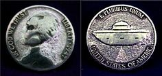 Alien Coins Revealed, ET Nickels Worth Hundreds Of Dollars, What Money Will Look Like After ET Overlords Take Over