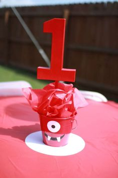 Yo Gabba Gabba! Birthday Party Ideas | Photo 37 of 72 | Catch My Party