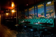 New York's Chicest Retro Restaurants - Best Retro Restaurants in New York City