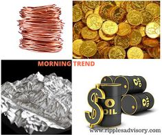 Share and Stock Market Tips: MORNING TREND NEWS BY RIPPLES ADVISORY