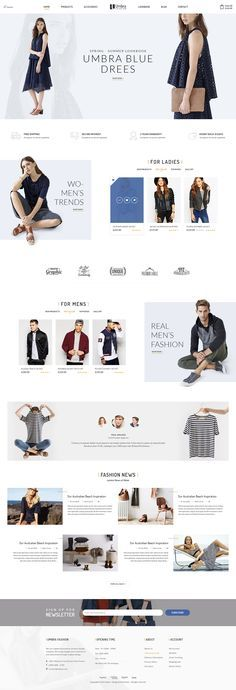 Umbra is the premium PSD template for multi concept eCommerce shop. It can be…