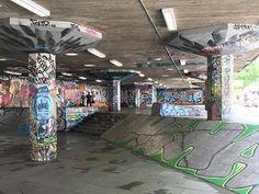Rue Cladel Skatepark Paris
