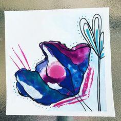 4708FD88-95A0-416D-85D0-424C5E548FFF Paint Pens, Watercolor Paper, Ink, Frame, Creative, Cards, Painting, Picture Frame, Arches Watercolor Paper