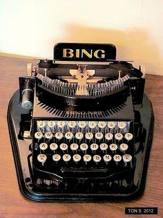 1927 Bing No. 2 on the Typewriter Database