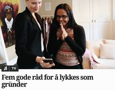 Press Coverage by the Norwegian newspaper Aftenposten (link on our website) Something Borrowed, The Borrowers, Newspaper, Community, Website, Link, Fashion, Moda, Fasion