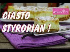 Ciasto Styropian