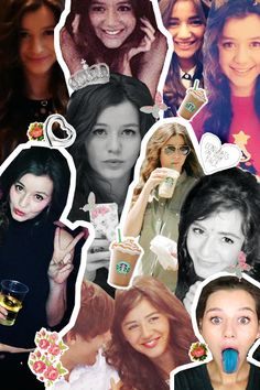 @Eleanor Smith Calder I love these <3 How are you babe? Is so excited because you're coming to the concert at the Staples Center in LA on August ninth that I'm going to, ahhh! I imagine I won't see you from the back row, but idk, it seems fun to think we'll be in the same building! Hah xxxxx