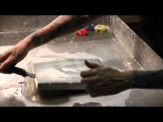 ▶ Leah Macdonald Encaustic Photography - YouTube