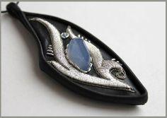 Авторское золотное шитье: красота в металле - Ярмарка Мастеров - ручная работа, handmade