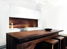 Hardwood furniture and interiors / Christian Woo