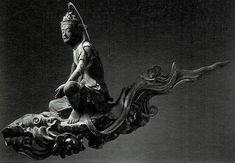 52体の空飛ぶ菩薩たち「国宝: 雲中供養菩薩像」 デジタル菩薩も                                                                                                                                                                                 もっと見る