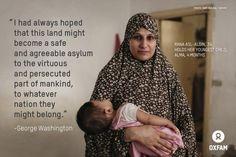 Syrian refugees deserve a safe asylum. #Syria #refugees #refugeeswelcome