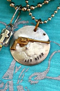 junk jewelry   Junk Gypsy Aim High Necklace - Celebrities who use a Junk Gypsy Aim ...