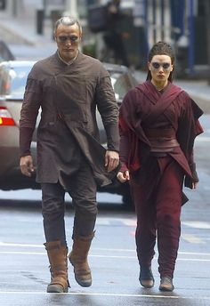 """Doctor Strange, Kaecilius, 2016   """"I wouldn't call him a villain, and Mads won't call him a villain. He has a very compelling point of view that Doctor Strange is confronted with in the movie. That, to me, is what makes for a good opponent for the hero of the story.""""   Scott Derrickson, Director of Doctor Strange in Entertainment Weekly"""