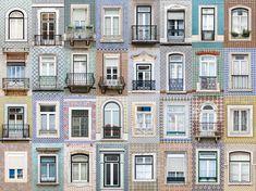 Andre Vicente Goncalves Photography - windows of Lisbon