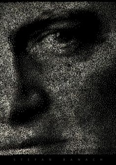 """Stefan Banach"" by Jakub Głowacki - from Goverdose artpack #05 / theme: ""VViners"""