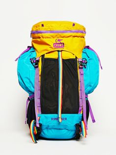 Chums Spring Dale 50 II Backpack - Without Walls