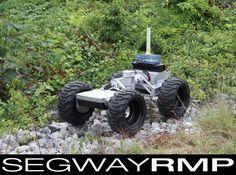 Segway Announces Its Newest RMP -- ARTI | Segway Blog