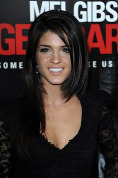 """Marie Avgeropoulos - Premiere Of Warner Bros. """"The Edge Of Darkness"""" - Arrivals"""