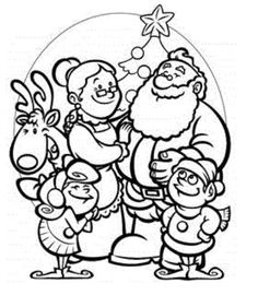 christmas military coloring pages - photo#14