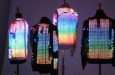 Wearable technology Funktionelle tekstiler med indbygget elektronik vil ændre…