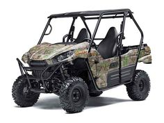 New 2017 Kawasaki Teryx Camo ATVs For Sale in Florida.
