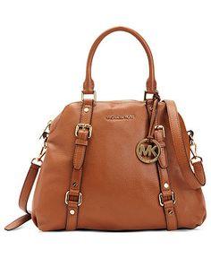 MICHAEL Michael Kors Handbag, Bedford Bowling Bag