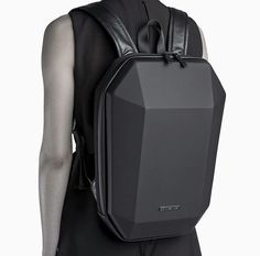 A few flat surfaces and a futuristic backpack     Follow the link in bio for the…