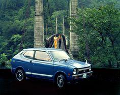 1972 - #Subaru #REX modeli tanıtıldı.
