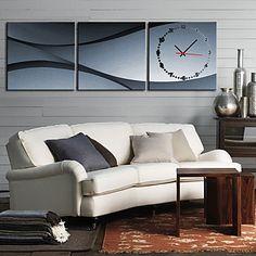 moderne+scenisk+veggur+i+canvas+3pcs+k0008+–+NOK+kr.+812