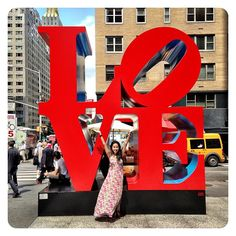 All You Need Is #love! Happy Hump Day Everyone! #nyc #ykmyway By Yumi Kim